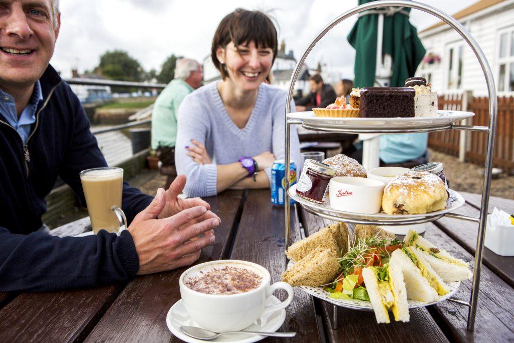 Heybridge Basin Tea Rooms